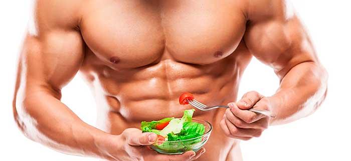 питание для набора массы тела для мужчин