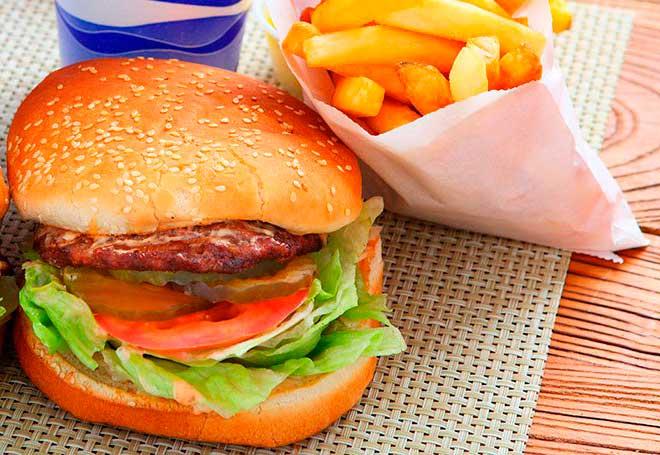 Вредные продукты для фигуры и здоровья